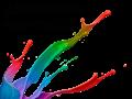 CH black logo PNG